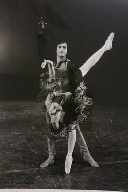 Don Quixote with J. Saghabashi