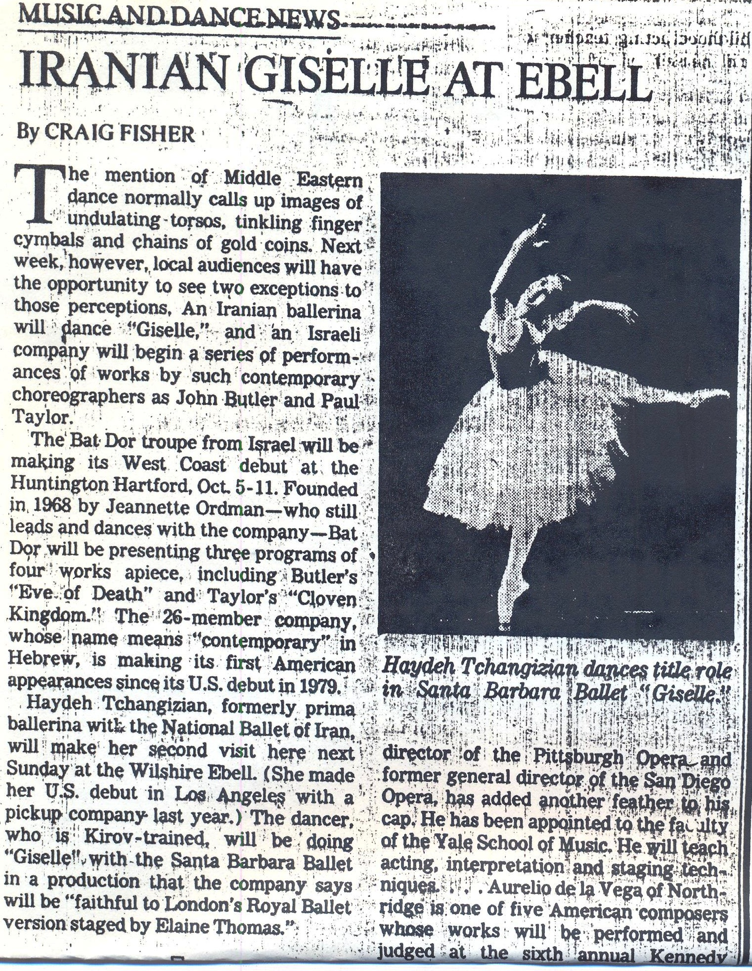 Los Angeles Times, September 1983