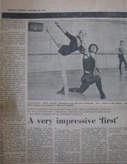 Tehran Journal, October 1975