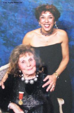 With Madam Yelena