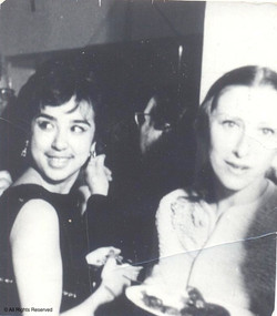 With Maya Plisietscaya