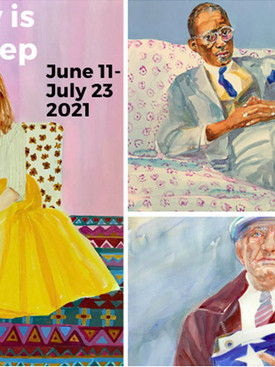 Beauty Is Life Deep exhibit features the contemporary watercolor of award-winning Charleston artist