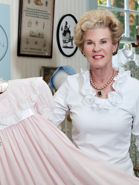 Dressing Charleston children:  the fine art of English smocking and heirloom sewing