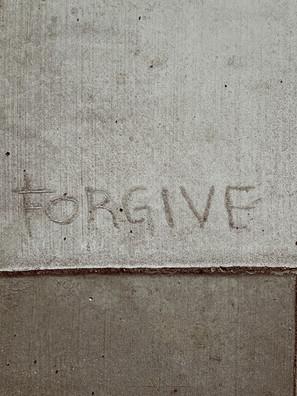 Unforgiveness and forgiveness