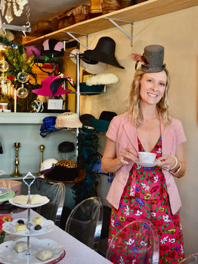 Teatime inspires entrepreneurial culinary excellence