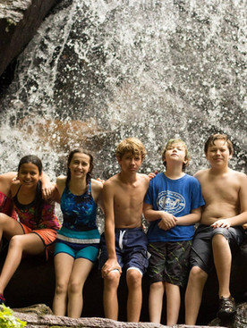 The Green River summer camps