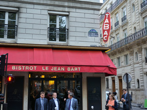 Restaurants and brasseries and bistros, oh my!