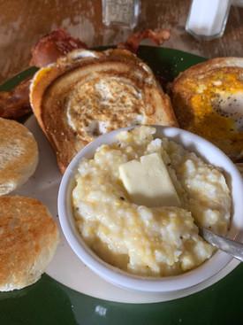 Breakfast, not brunch