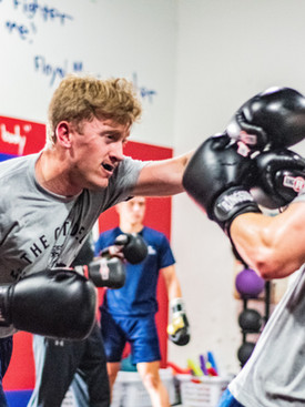 Citadel boxing is returning to the ring