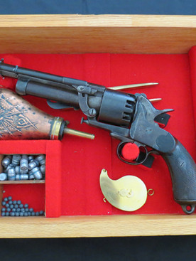 Historical guns have home in Camden