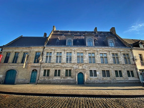 A gem in northern France:  Cassel and its museum