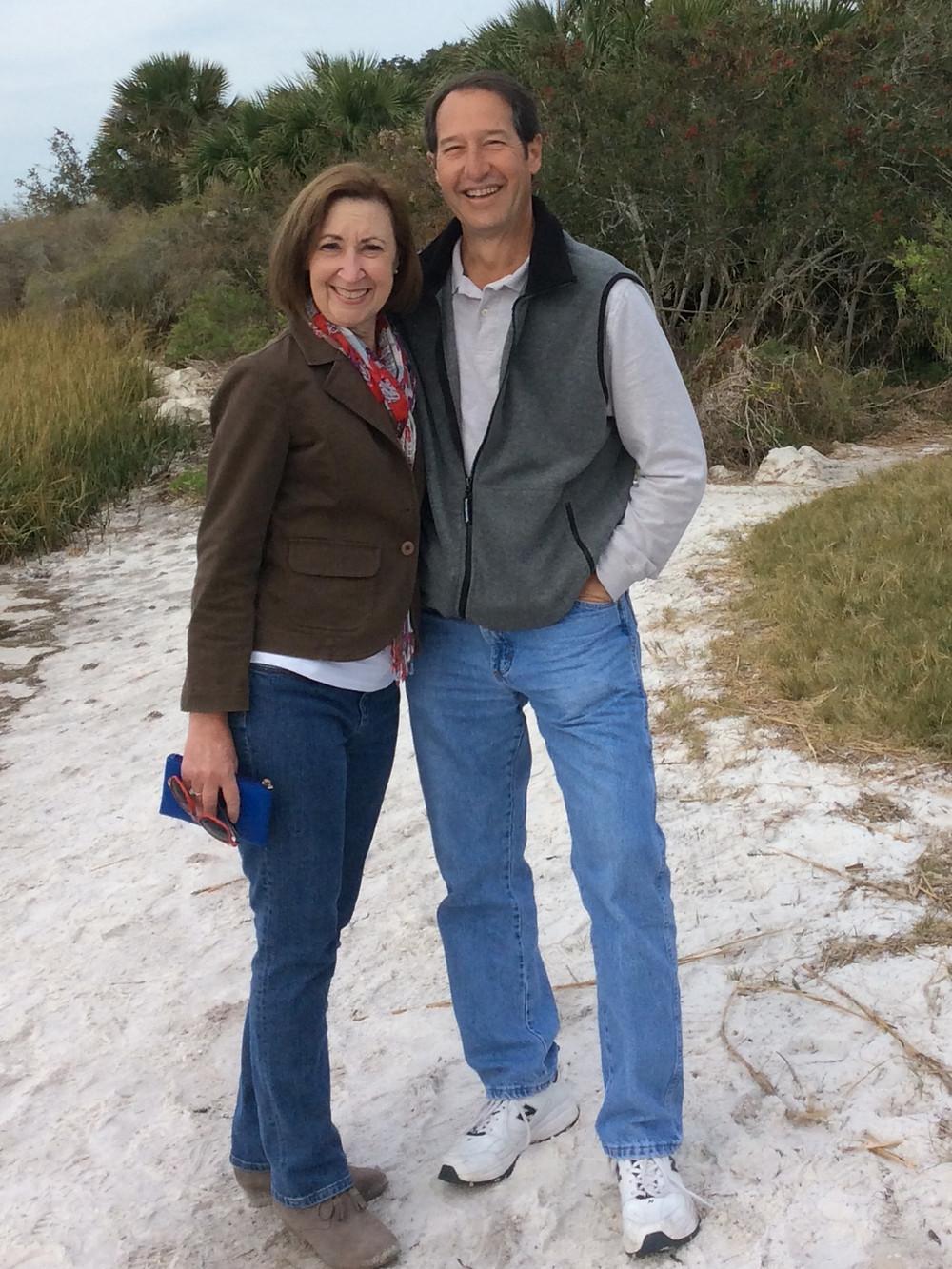 Meredith and Greg Kronz