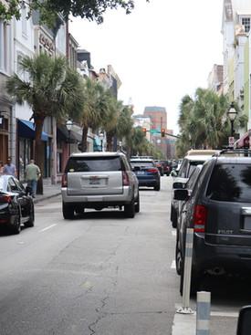 Advocating for improvements to Charleston roadways