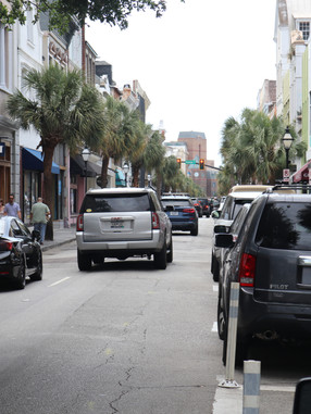 Advocating for improvements to Charleston roadways