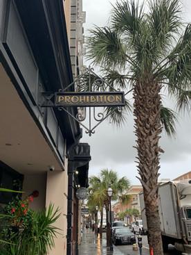 The Charleston speakeasy
