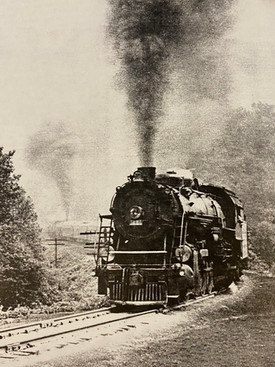 Early transportation in Western North Carolina, Part Two
