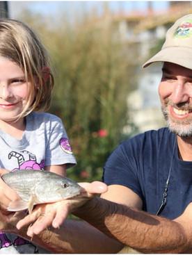 Teach a child to fish