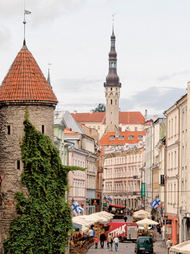 Putin sets his gaze on Estonia:  It's time for a new approach