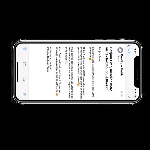 Communiquez de façon automatisée et personnalisée
