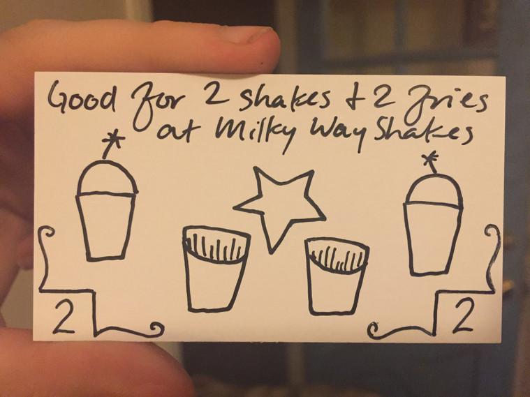 Milkshake, She Wrote
