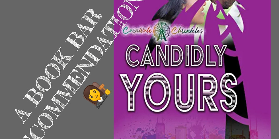 """Discussing """"Candidly Yours"""" with Author Reese Ryan"""