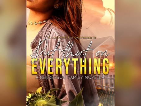 COVER REVEAL: A HENDERSON FAMILY NOVELLA by MONICA WALTERS