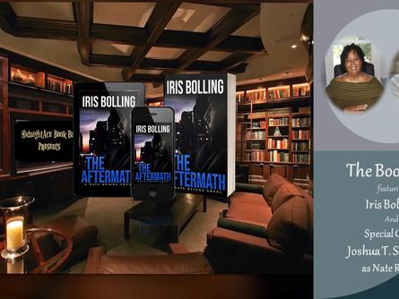 A BOOKS & BOOZE CHAT w/IRIS BOLLING and JOSHUA T. SHIPMAN