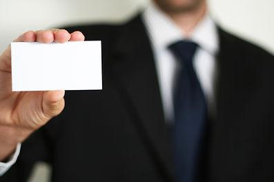 RESYS Real Estate business card, Las Vegas property management