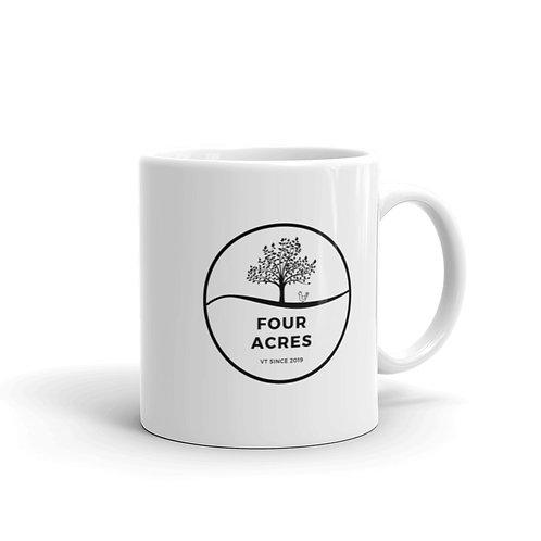 Four Acres Mug