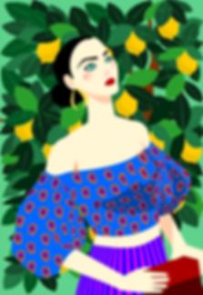 Portrait of a woman Sofia smaller file.p
