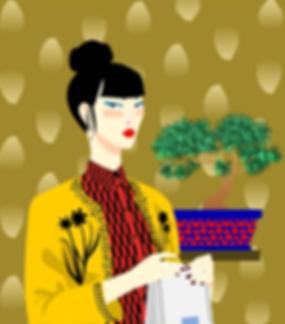 Portrait of woman Sayuri smaller file.pn