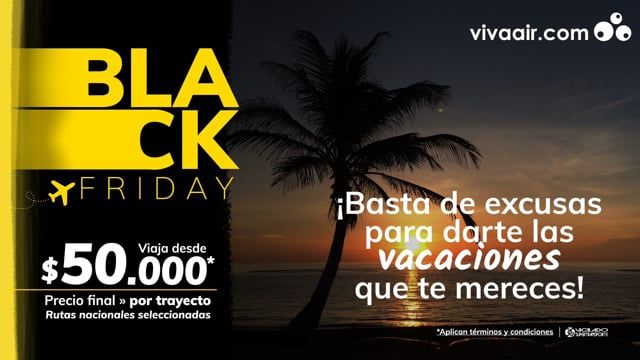 Viva Air Black Friday