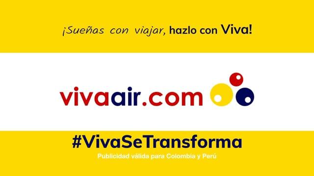 Viva Air - Cambio de nombre