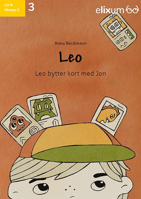 Leo 3 - Leo bytter kort med Jon