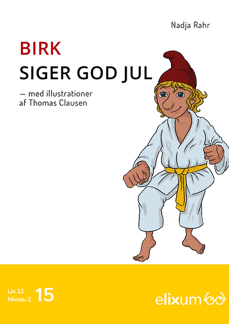 Birk 15 - siger god jul