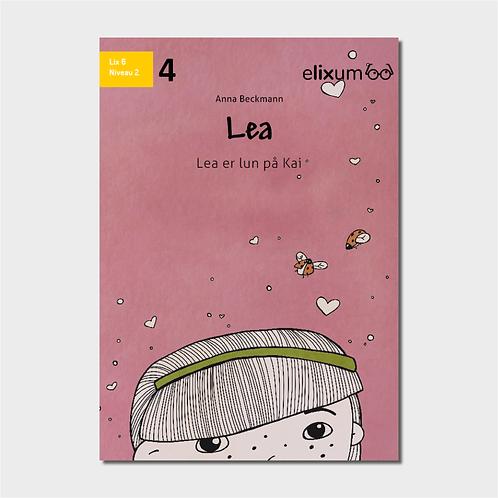 Lea 4 - Lea er lun på Kaj