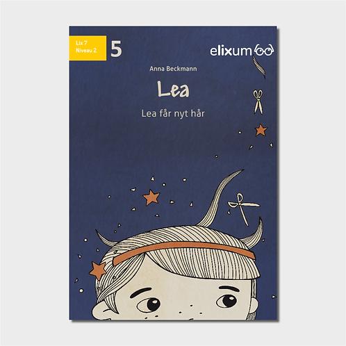 Lea 5 - Lea får nyt hår
