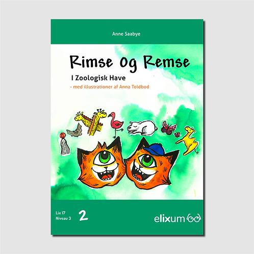 Rimse og Remse 2 - I Zoologisk have