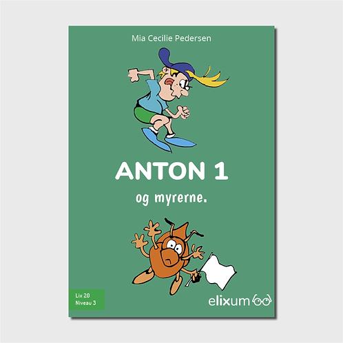 Anton 1- Anton og myrerne