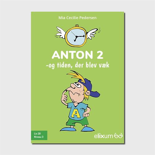 Anton 2 - Anton og tiden, der blev væk