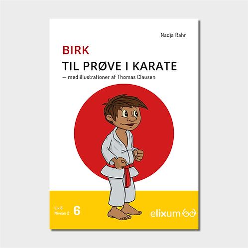 Birk 6 - Til prøve i karate
