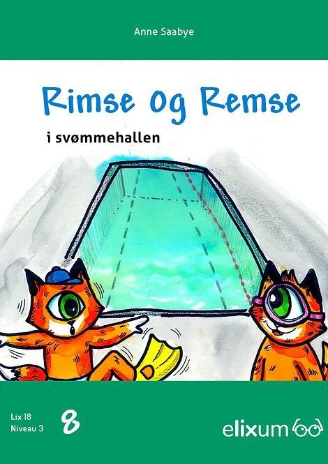Rimse og Remse 8 - i svømmehallen