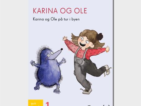 Tankerne bag Karine og Ole-bøgerne.