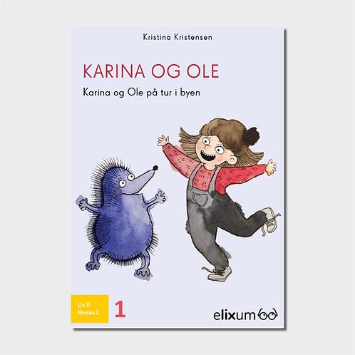 Karina og Ole 1 - på tur i byen