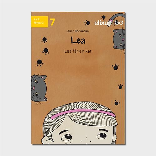 Lea 7 - Lea får en kat