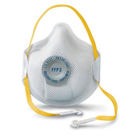 Atemschutzmaske FFP3 NR D mit Klimaventil