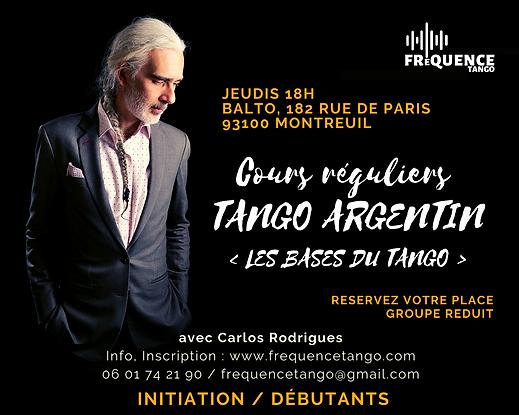 tango argentino 2020