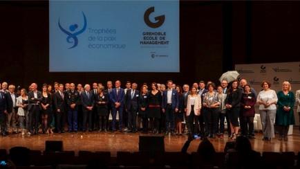 Premiers Trophées de la Paix Economique : 14 mai 2019