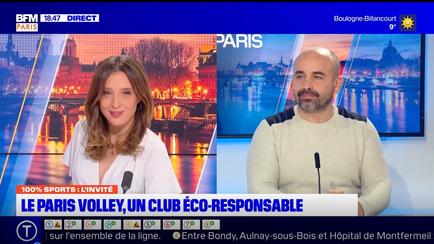 Match for Green, le sport éco-responsable interviewé par BFM Paris.
