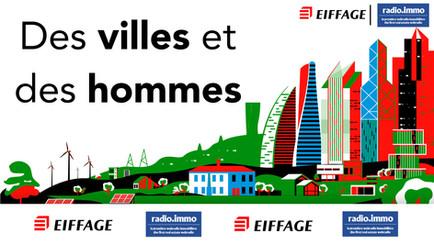 """Des villes et des hommes, 2ème partie """"Le bois : de la planche au bâtiment"""" sur Radio Immo"""